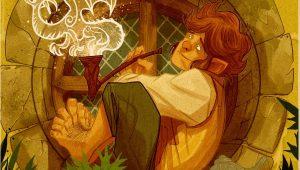 Il calendario 2021 dei Lords for the Ring è uno dei 3 calendari 2021 proposti per gli appassionati di fantasy