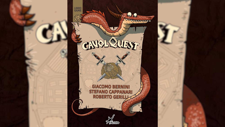 Intervista CavolQuest il librogame del cavolo
