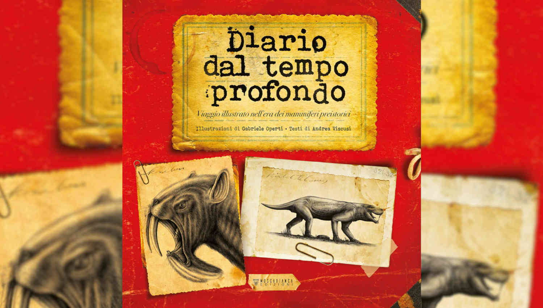 La cover di Diario dal tempo profondo
