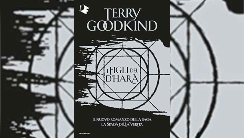 La cover de I figli del D'Hara tra le novità di gennaio di Oscar Mondadori