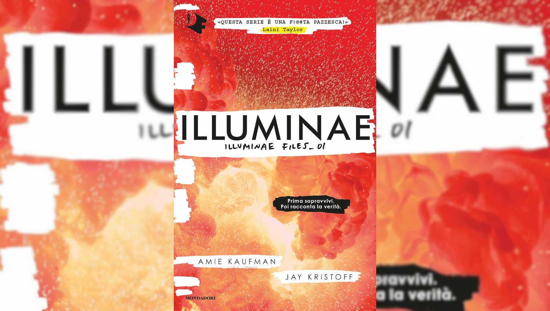 La cover di Illuminae