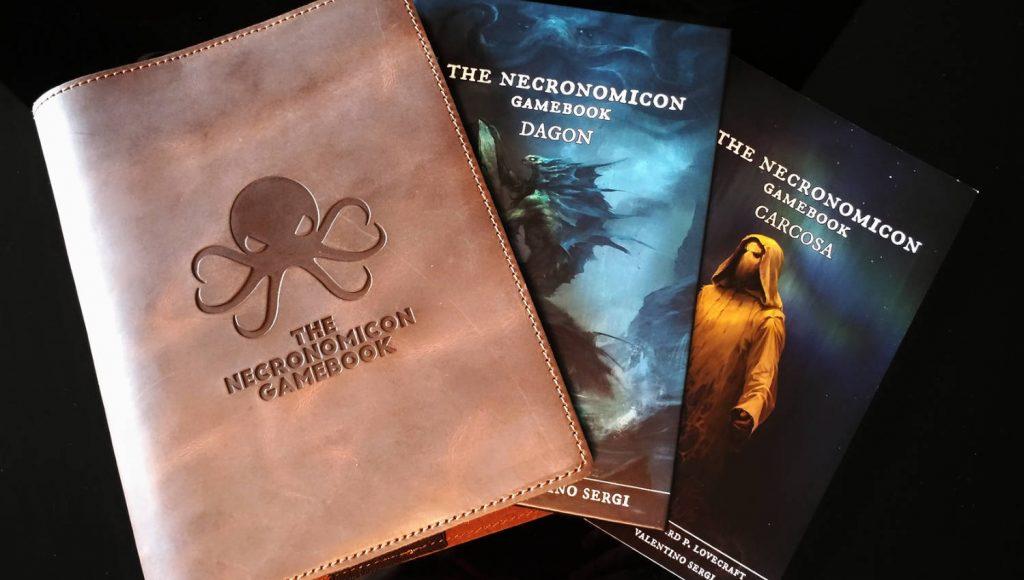 The Necronomicon Gamebook di Officina Meningi