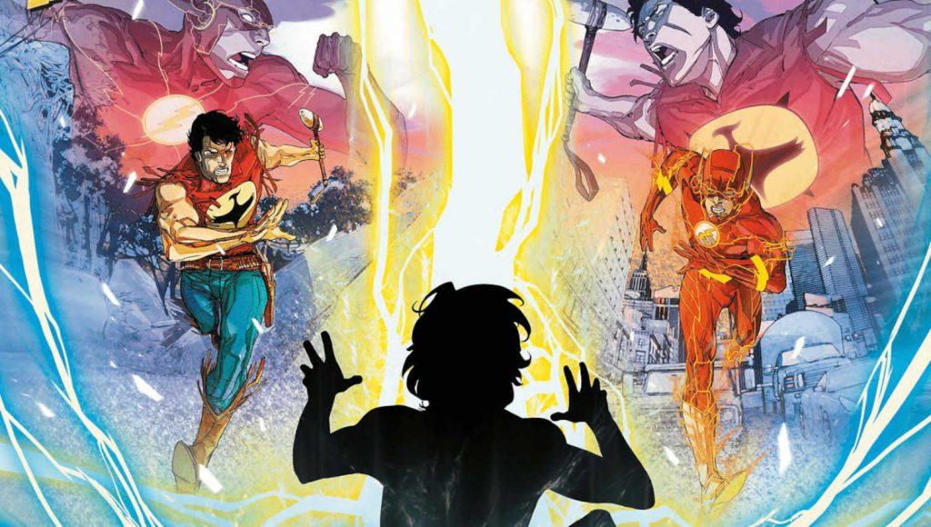 La Scure e il Fulmine, il team-up di Zagor e Flash