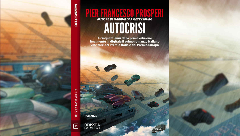 La copertina di Autocrisi di Pierfrancesco Prosperi