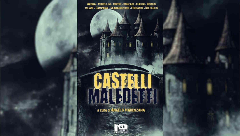 La copertina di Castelli Maledetti di Nero Press