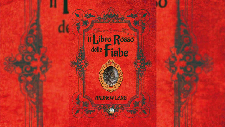 La cover de Il Libro Rosso delle Fiabe