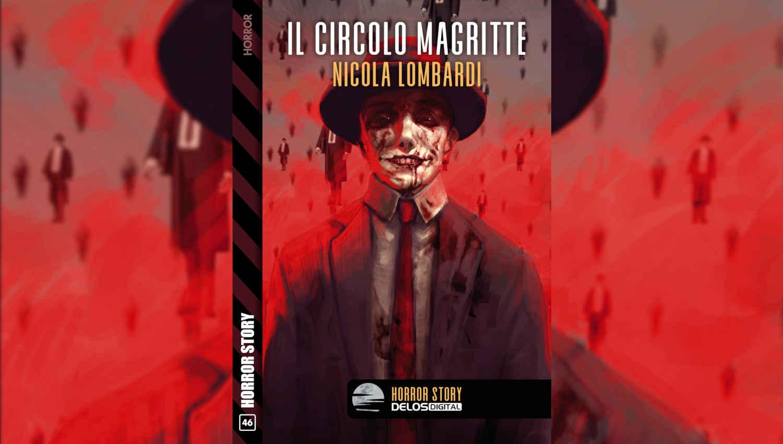 La copertina de Il circolo Magritte