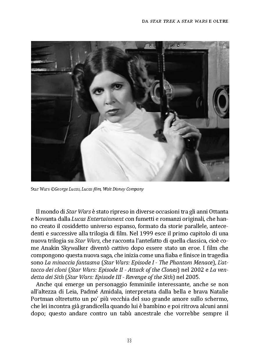 La riscossa delle nerd, pagina interna