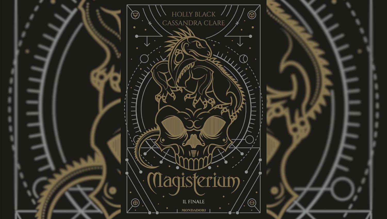 Magisterium. Il finale, la cover