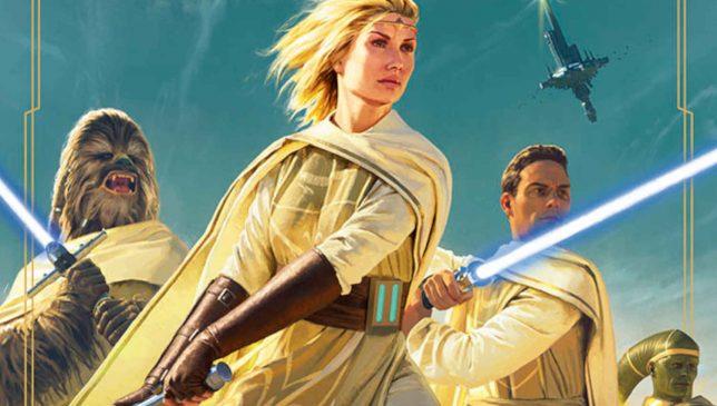 Star Wars: The High Republic. In Italia come Star Wars Alta Repubblica