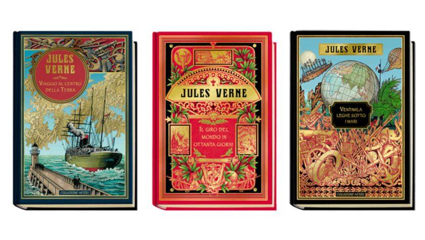 Jules Verne arriva in edicola per RBA Italia