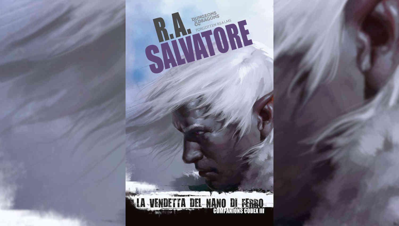 La vendetta del nano di ferro di R.A. Salvatore
