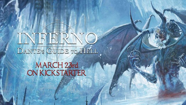Inferno – Dante's Guide to Hell