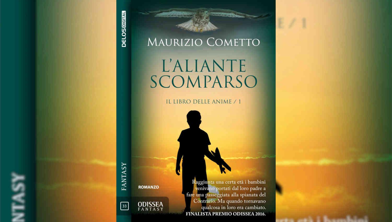 aliante scomparso di Maurizio Cometto