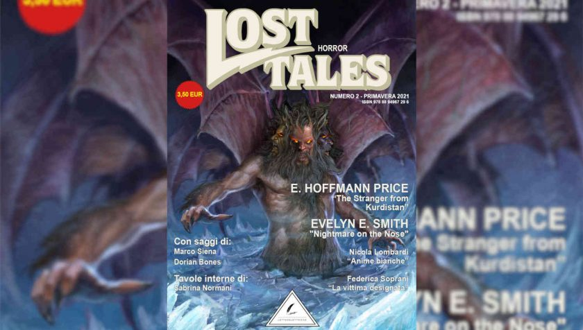 Lost Tales: Horror