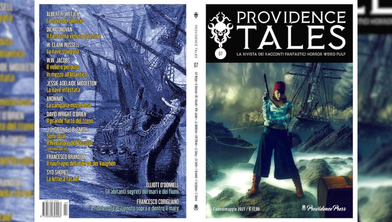 Providence Tales n°7