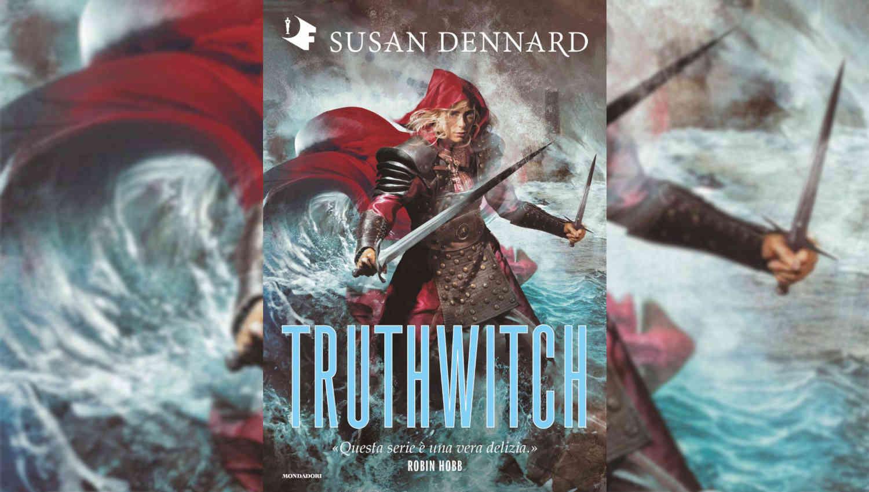 Truthwitch di Susan Dennard