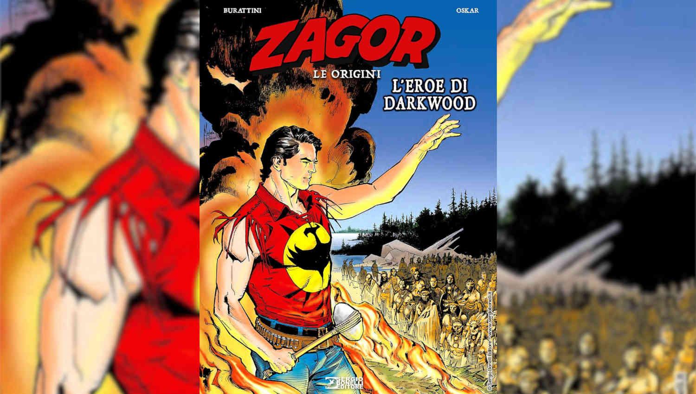 Zagor L'eroe di Darkwood