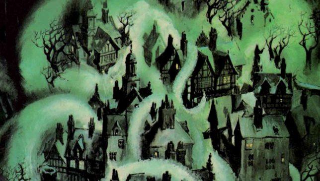 La città della paura indicibile