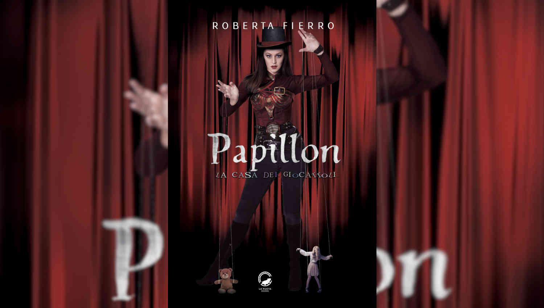 Papillon La casa dei giocattoli di Roberta Fierro