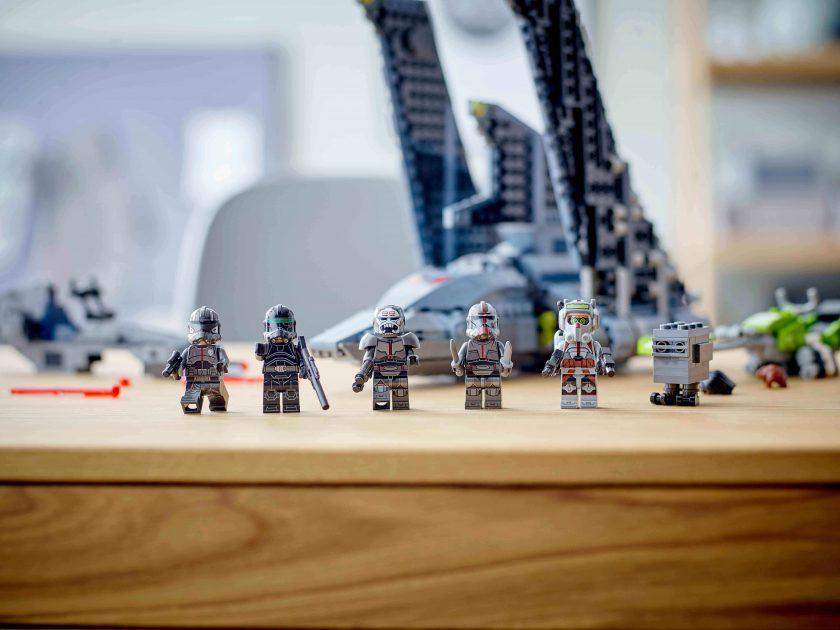 Il nuovo set Lego Star Wars