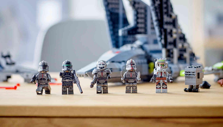 The Bad Batch il nuovo set Lego Star Wars