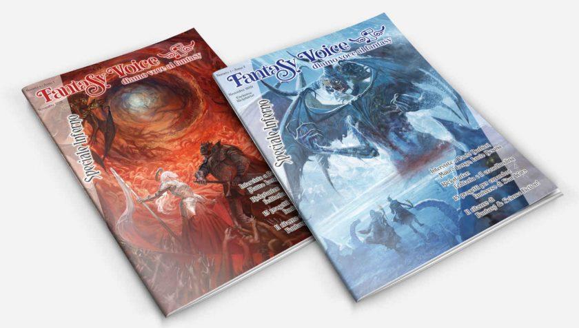 Fantasy Voice su Kickstarter