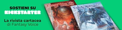 Arriva il Kickstarter di Fantasy Voice!