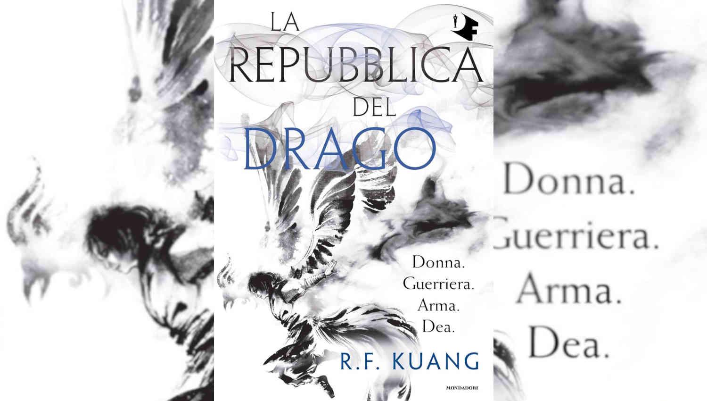 La repubblica del drago di R.F. Kuang