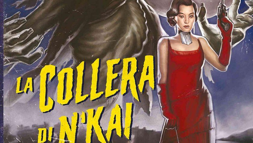 Arkham Horror: La Collera di N'Kai