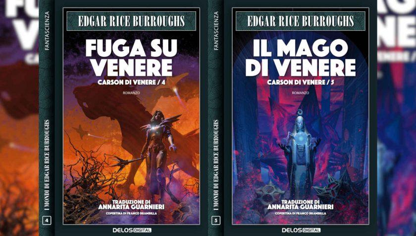 Il Ciclo di Venere di Edgar Rice Burroughs