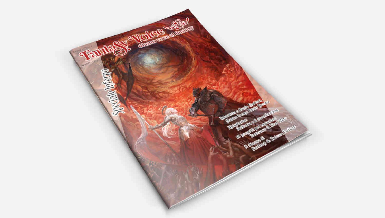 La rivista di Fantasy Voice