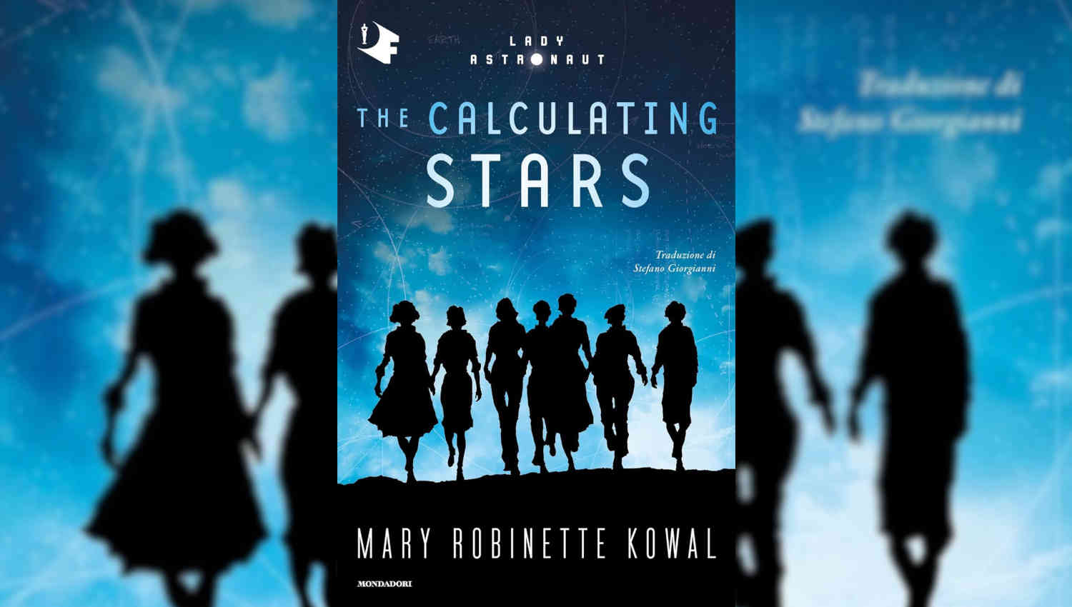The calculating stars di Mary Robinette Kowal