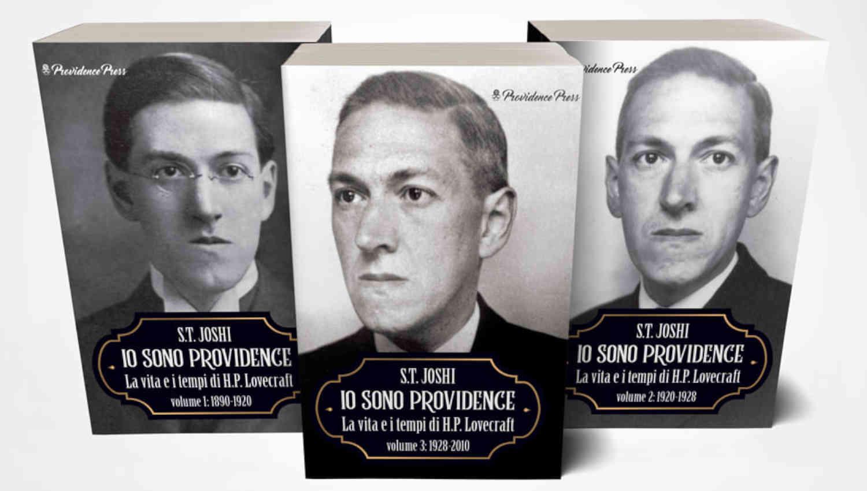 Io sono Providence: la biografia di H.P. Lovecraft