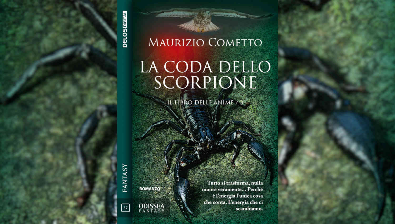 La coda dello scorpione di Maurizio Cometto