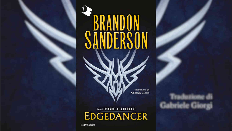 Edgedancer di Brandon Sanderson