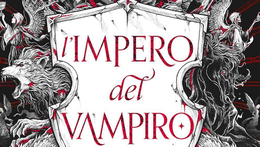 L'impero del vampiro di Jay Kristoff