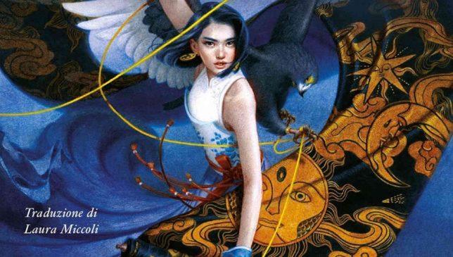 Spin the dawn di Elizabeth Lim